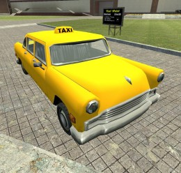 fixed_cabbie.zip For Garry's Mod Image 1