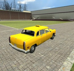fixed_cabbie.zip For Garry's Mod Image 2