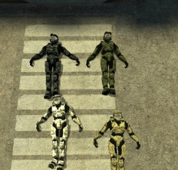 Hexed Masterchief Skins For Garry's Mod Image 1