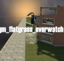 gm_flatgrass_overwatch For Garry's Mod Image 1