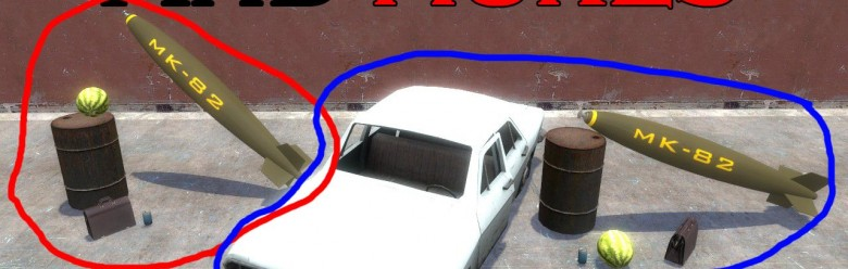 Explosives And Nukes For Garry's Mod Image 1