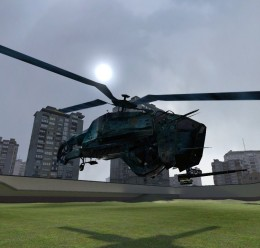 Better Combine Helicopter For Garry's Mod Image 2