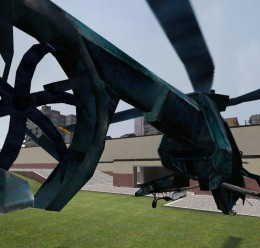 Better Combine Helicopter For Garry's Mod Image 3