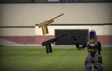 The Golden Gun For Garry's Mod Image 1