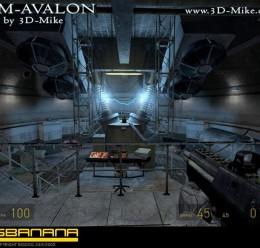 dm_avalon.zip For Garry's Mod Image 3