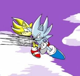 Super Sonic (SSBB) For Garry's Mod Image 2