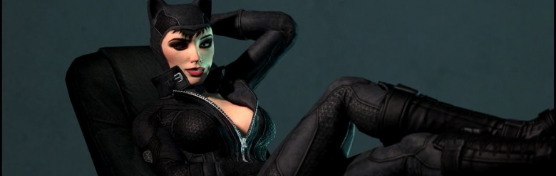 Catwoman - The alluring thief For Garry's Mod Image 1