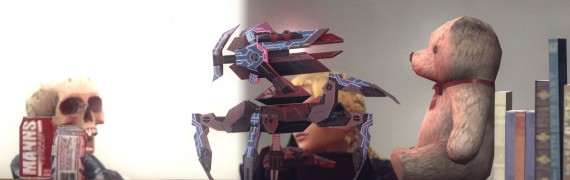 Cybran spyder drone