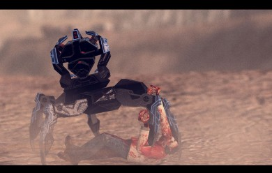 Cybran spyder drone For Garry's Mod Image 2