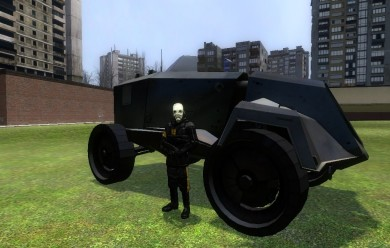 Combine APC SNPC For Garry's Mod Image 2