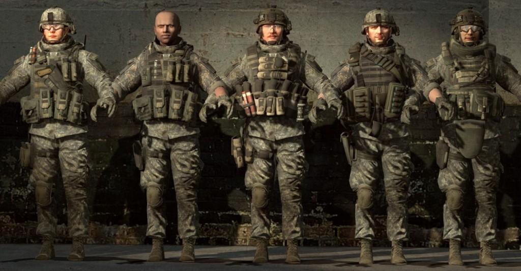 Call of Duty MW3 Rangers pt 2   garrysmods org