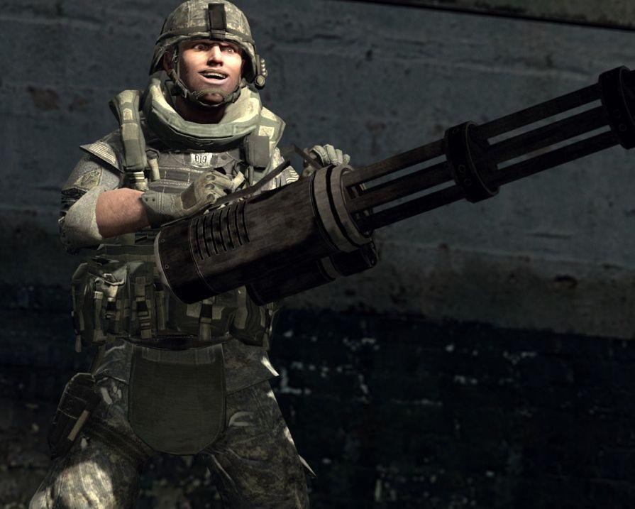 Call of Duty MW3 Rangers pt 2 | garrysmods org