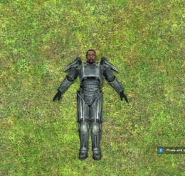 BoS Power Armor Headhack/NPCs For Garry's Mod Image 1