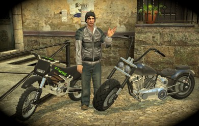 Ace's Fully posable Gta4 Bikes For Garry's Mod Image 1