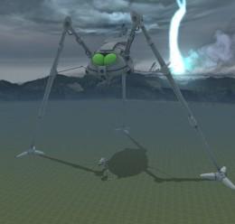 Jeff Wayne's Tripod For Garry's Mod Image 2