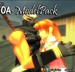 DOA_Modelpack.zip For Garry's Mod Image 1