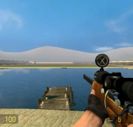 Hunting Rifle with scope.zip For Garry's Mod Image 1