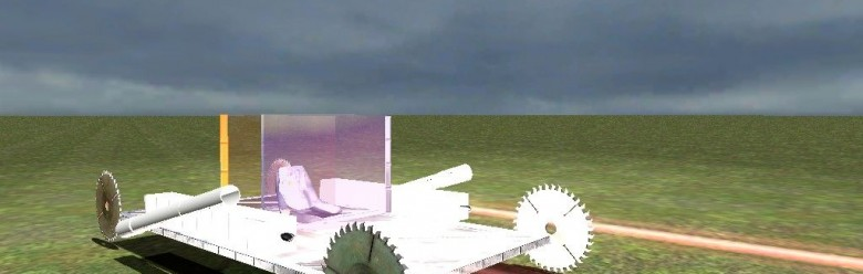 laser_tank.zip For Garry's Mod Image 1