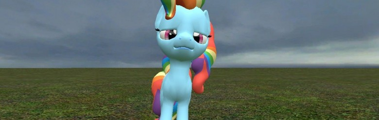 Rainbow Pie For Garry's Mod Image 1