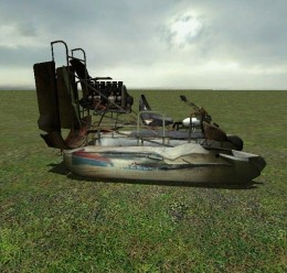 Hl2 Beta Airboat For Garry's Mod Image 1