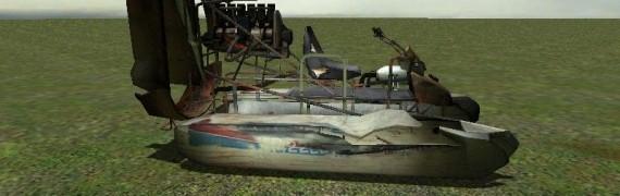 Hl2 Beta Airboat