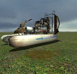Hl2 Beta Airboat For Garry's Mod Image 2