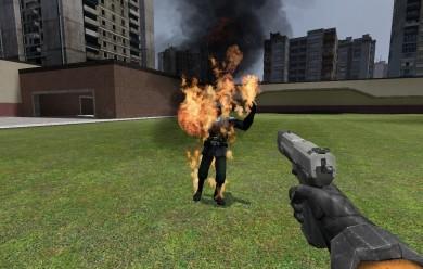 Half-Life 2 Flaregun Swep.zip For Garry's Mod Image 1