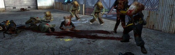 Beta Zombies Pack