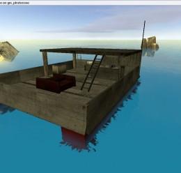 Sea Pontoon.zip For Garry's Mod Image 1