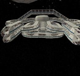FLYABLE SPACE SHIP V2.1 For Garry's Mod Image 1