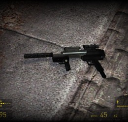 mp7_skin_(tactical_-_silenced) For Garry's Mod Image 1