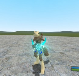renamon_leopard_skin_and_tiger For Garry's Mod Image 2