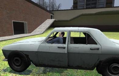 hl2_car.zip For Garry's Mod Image 1