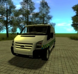 gmp_ford_transit.zip For Garry's Mod Image 1