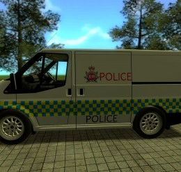 gmp_ford_transit.zip For Garry's Mod Image 3
