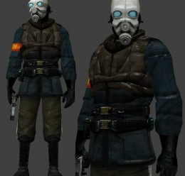 Hl2 Beta Metropolice Skin For Garry's Mod Image 1