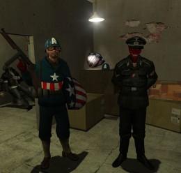 Captain America Pack For Garry's Mod Image 1