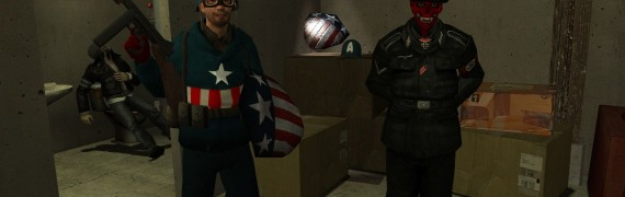 Captain America Pack