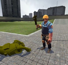 golden_wrench.zip For Garry's Mod Image 3