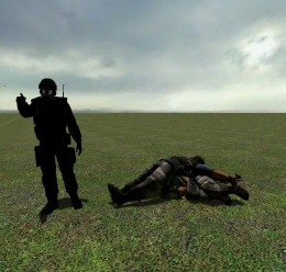 re4_hunk_homemade.zip For Garry's Mod Image 1