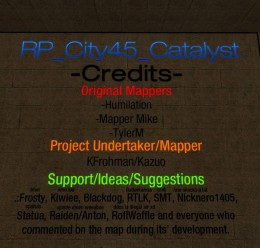 rp_city45_catalyst_x1d_stable. For Garry's Mod Image 1