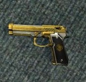 Golden Pistols Pack For Garry's Mod Image 3