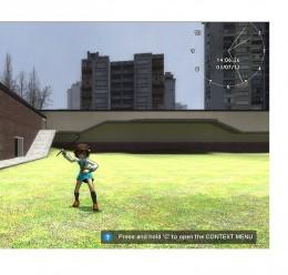 haruhi_playermodel.zip For Garry's Mod Image 1