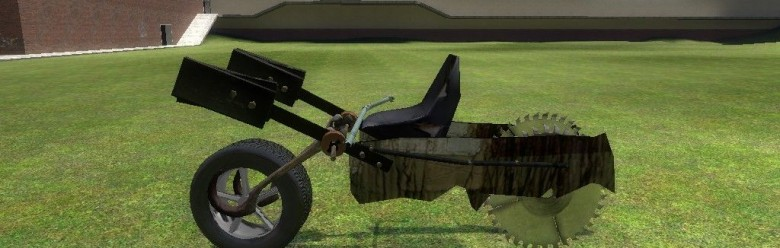 shredder.zip For Garry's Mod Image 1