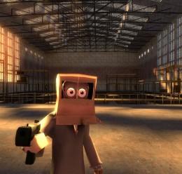 cardboard man player For Garry's Mod Image 1