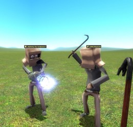 cardboard man player For Garry's Mod Image 3
