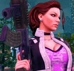 Shaundi From Saints Row 3 For Garry's Mod Image 1