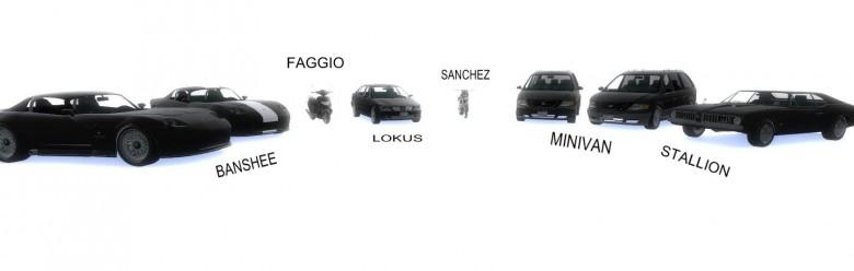 GTA IV vehicle models For Garry's Mod Image 1