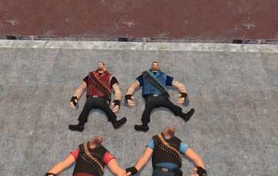 francis_heavy.zip For Garry's Mod Image 1