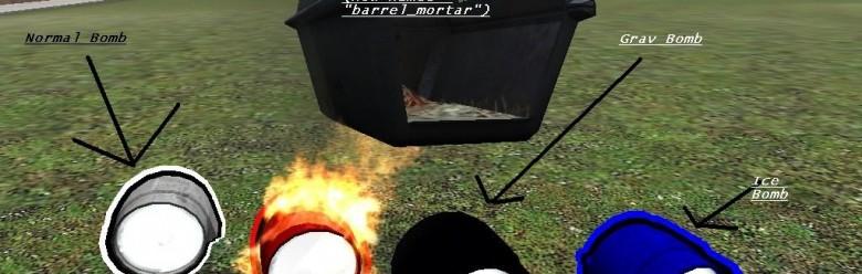 mortar_combat_sents.zip For Garry's Mod Image 1